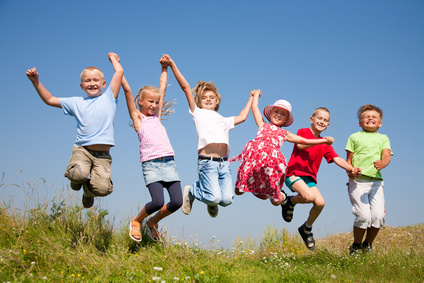Happy childhood© yanlev - Fotolia.com