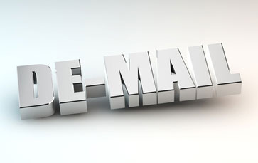 DE-Mail © Visual Concepts - Fotolia.com