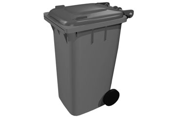 trash can © Ericos - Fotolia.com